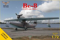 Be-8 soviet seaplane aircraft