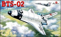 BTS-02 Buran test vehicle