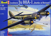 """Junkers Ju88A-1/A-5 Bomber"""
