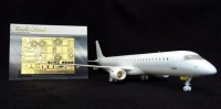 Detailing set for aircraft model Embraer 195 (Revell) photo-etched