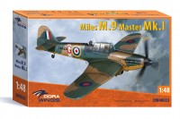 Miles M.9 Master Mk.I training aircraft kit 1/48