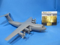 Detailing set for aircraft model Airbus A400M (Revell) photo-etched