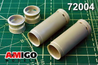 Tu-22K Air intake for Model Svit plastic-model kit