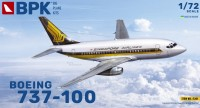 Boeing 737-100 plastic model
