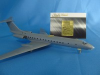 Detailing set for aircraft model Tu-134 (Zvezda) photo-etched