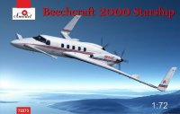 Beechcraft 2000 Starship N641SE- Административный самолет