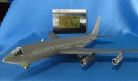 "Detailing set for Roden kit ""Boeing 720"" (Roden) photo-etched"
