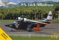 SA-16A Albatross flying boat