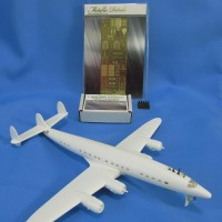 Detailing set for aircraft models L.1049G, C-121C (Revell) photo-etched