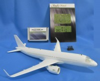 Detailing set for aircraft model Airbus A320neo (Revell) photo-etched