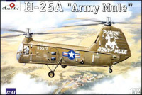 H-25A 'Army Mule' USAF helicopter