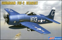 F8F-2 BEARCAT USAF carrier based fighter