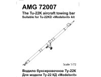 Tu-22K towing carrier