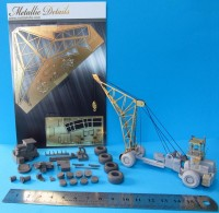 Aircraft Recovery Crane NS60 photo-etched