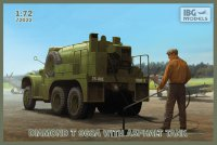 Diamond T 968A with Asphalt Tank