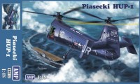 HUP-1 Piasecki plastic model kit