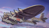 K-7 Kalinin soviet bomber model kit 1/72