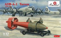 VB-13 Tarzon Avia bomb plastic model kit