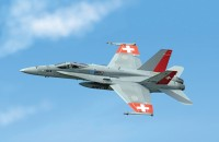 F/A-18 HORNET SWISS AIR FORCES plastic model kit