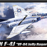 "F-4J Phantom II  ""VF-84 Jolly Rogers"""