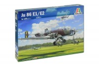 JU-86  E-1/E-2 recon bomber plastic model kit