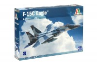 F-15C Eagle  plastic model kit