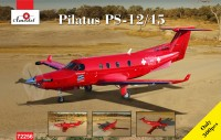 Pilatus PC12/45 A2-OAR aircraft kit