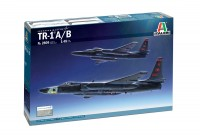 LOCKHEET   TR-1A/B aircraft plastic model