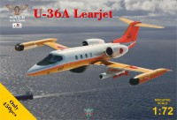 Learjet U-36A Japan aircraft kit