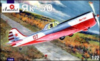 Yak-50 single-seat sporting aircraft