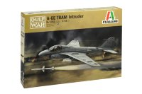 A-6E TRAM Intruder attack aircraft plastic model kit