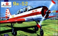 Yak-52 two-seat sporting aircraft