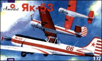 Yak-53 single-seat sporting aircraft