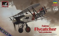 "Fairey ""Flycatcher"" British mid-War FAA Fighter, early version 1/48"