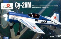 Su-26M Soviet Aerobatic airplane