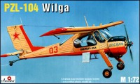 PZL-104 Wilga Polish airplane