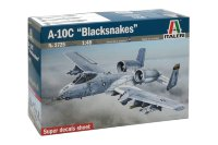 A-10С Thunderbolt Blacksnakes plastic model kit
