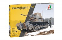 PANZERJAGER1 plastic model kit