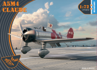 A5M4 Claude plastic model kit