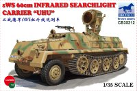 sWS 60cm Infrared Searchlight Carrier 'UHU'