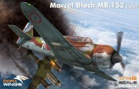 Marcel Bloch MB.152 late version 1/48