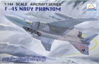 F-4S NAVY Phantom 1/144