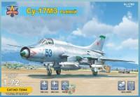 "Su-17M3 Sukhoi  ""Early version"" advanced fighter"