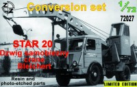 crane Bleichert  Star-20 conversion set