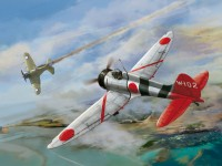 A5M4 Claude Type 96 1/48 fighter kits