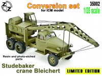 crane Bleichert on the base Studebaker conversion set