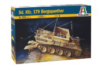Sd. Kfz. 179 Bergepanther plastic model kit