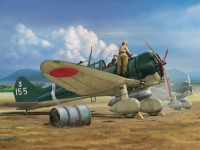 A5M2b Claude (early) 1/48 fighter kits