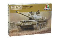 T-55  tank Iraqi army GULF WAR plastic model kit