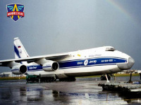 An-124  Ruslan aircraft kit 1/72